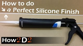 Video How to do perfect silicone line How to apply perfect silicone finish MP3, 3GP, MP4, WEBM, AVI, FLV September 2018