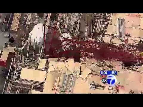 Investigation into crane company involved in Queens crane accident   7online com