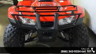 10. 2016 Honda FourTrax Recon ES  - RideNow Powersports Peori...