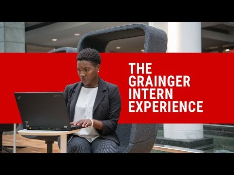 The Grainger Intern Experience