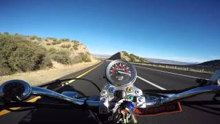 10. Honda Rebel 250 Top Speed 85mph!