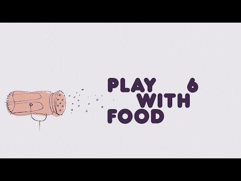 PWF 6 la scena del cibo