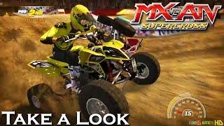 Video MX vs. ATV: Supercross - X360 PS3 Gameplay (XBOX 360 720P) Take a Look MP3, 3GP, MP4, WEBM, AVI, FLV Maret 2018