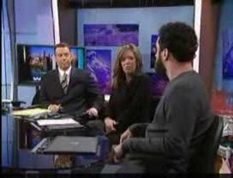Dustin Diamond Screech rocks WGN