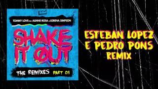 Facebook https://www.facebook.com/TommyLoveOfficial/?fref=tsTwitter Instagram https://www.instagram.com/djtommylove/Link do álbum no iTunes https://itunes.apple.com/br/album/shake-it-out-the-remixes-pt-1-feat-alinne-rosa-lorena-simpson/id1222163320http://vevo.ly/5po1e0