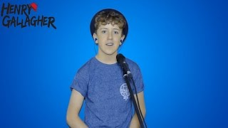 Grow Up - Olly Murs (Henry Gallagher Cover)