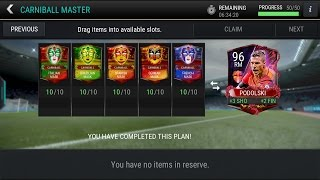 AS THE CARNIVAL PARTY IS ENDING SOON THIS IS MY VIDEO IN WHICH I CLAIM CARNIVAL MASTER PODOLSKI AND ATTACK MODE MASTER MKHITARYAN AND I ALSO GOT 2 89+ ELITES AND SOME REGULAR ELITESPLEASE GUYZZ SUBSCRIBE AND LIKE MY VIDEOSTHANKS FOR WATCHING
