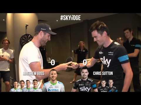 Team Sky v Orica-GreenEDGE - #SKYvOGE - Round 1