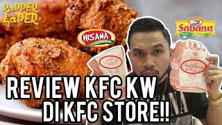 Video MAKAN KFC KW DI KFC STORE !! BERANI GAK?? #RAPPERLAPER MP3, 3GP, MP4, WEBM, AVI, FLV Mei 2018
