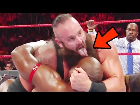 10 Unscripted WWE Moments That Were NOT Suppose To Happen