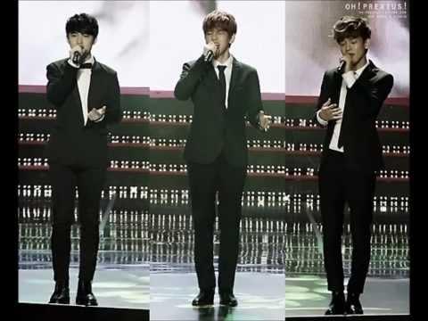 EXO Chen Baekhyun D.O - Almost Paradise (Chipmunk Fast Ver.)
