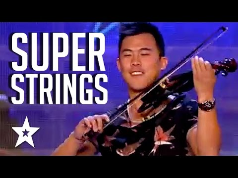 Top String Auditions On Got Talent | Got Talent Global