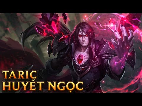 Taric Huyết Ngọc - Bloodstone Taric