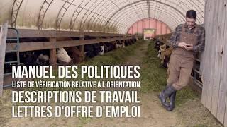 Regardez comment l'AgriBoîte à outils en RH a aidé cette ferme avec une main-d'œuvre croissante