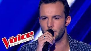 Lara Fabian & Josh Groban – Broken Vow | Julien Mior Lambert| The Voice France 2013 | Blind Audition