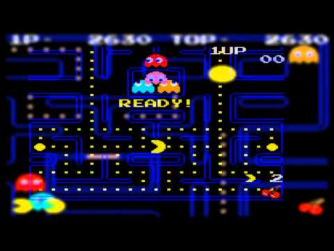 Ms. Pac-Man Game Gear