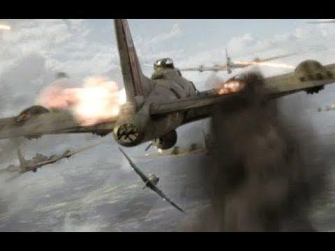 """Video instructivo para tripulaciones de bombarderos US en la SGM: """"Flak Storm"""""""
