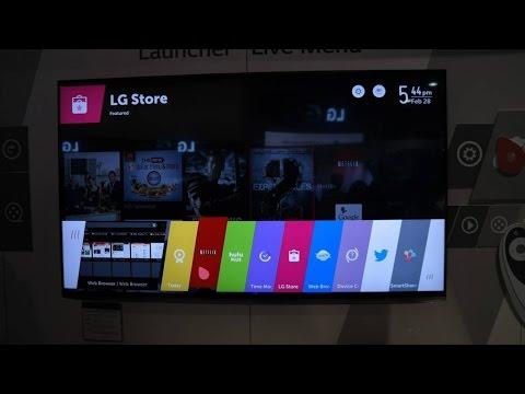 Как удалить программы на WebOS 3.0 Телевизоры LG