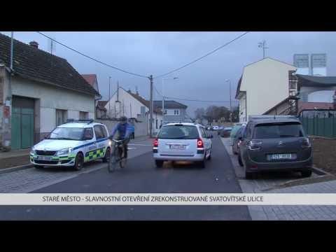 TVS: Staré Město - Otevření Svatovítské ulice