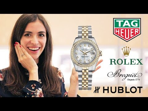 HOW TO PRONOUNCE 20 LUXURY WATCH BRAND NAMES CORRECTLY