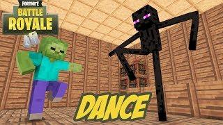 Video Monster School : Fortnite Dance Challenge - Minecraft Animation MP3, 3GP, MP4, WEBM, AVI, FLV Juni 2018