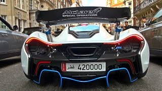 Thanks to my friend with his glorious sounding BMW M5 with IPE exhaust system we were able to keep with this beautifully specced MSO Mclaren P1 from qatar, with the owner's brother closely following behind in his Bmw M6 with Decat Akrapovic Pipes!