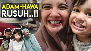 Video ADAM & HAWA NGINEP KE RUMAH MAMI KIA, BIKIN RUSUH? MP3, 3GP, MP4, WEBM, AVI, FLV April 2019