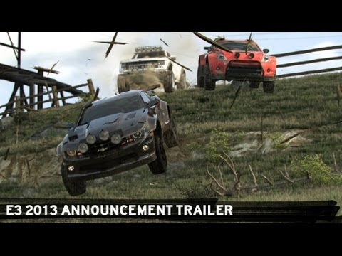 The Crew - E3 2013 - Ankündigungs-Trailer