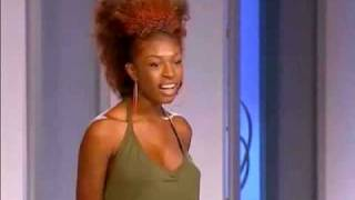 ANTMoment #43: Kathleen Doesn't Get It (Cycle 8) Although she was one of the most likable contestants, Kathleen's inability to grasp a photoshoot concept made her the best first boot ever.