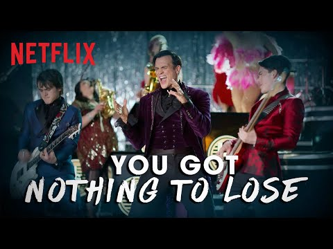 """""""You Got Nothing to Lose"""" Lyric Video   Julie and the Phantoms   Netflix Futures"""