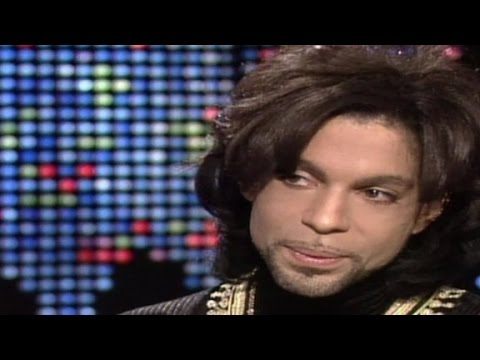 How Prince describes his music