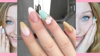 HOW TO: Overlay Naildesign | einfach&schnell | TheRealNana - YouTube