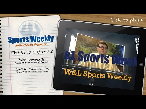 W&L Sports Weekly for February 17, 2016