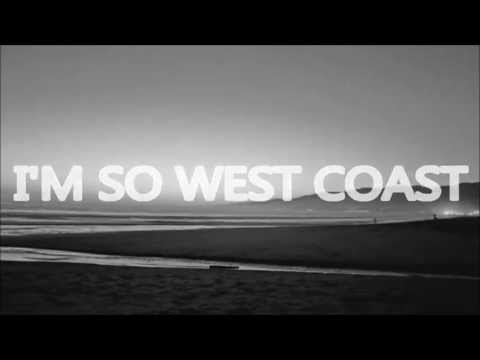 THE NEIGHBOURHOOD - WEST COAST LYRICS (видео)