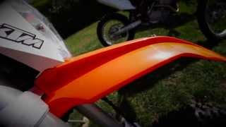 7. 2014 KTM 450 EXC