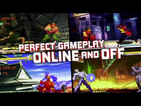Street Fighter III Third Strike : Online Edition - Trailer de lancement