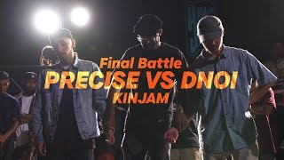 Precise vs Dnoi – KINJAM Final