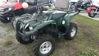 2. Used 2011 Yamaha Grizzly 700 FI Auto 4x4 For Sale in Jacksonville near Orlando, FL!