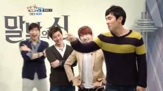 Video [JTBC] Shinhwa Broadcasting, SHINHWA TV, Highlights from episode 11- Endless sad stories MP3, 3GP, MP4, WEBM, AVI, FLV Agustus 2018