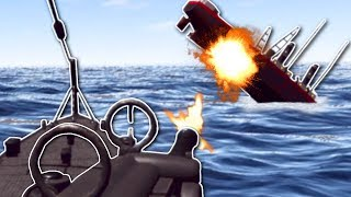 Nonton Sinking Ships    Ironwolf Vr Multiplayer Gameplay   Vr Submarine Simulator Game Film Subtitle Indonesia Streaming Movie Download