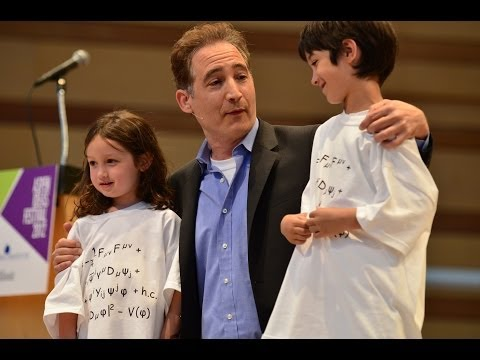 brian greene - Physicist Brian Greene explains the Higgs Particle, also known as the
