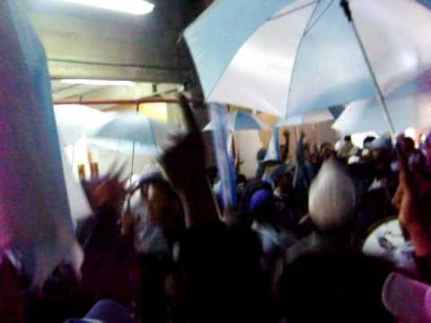 La Inimitable de Atletico Tucuman, antes del partido contra Argentinos Juniors - La Inimitable - Atlético Tucumán