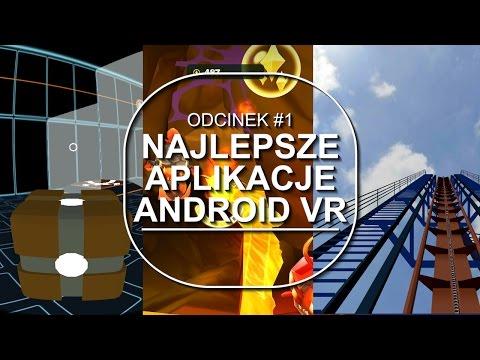Najlepsze Aplikacje Cardboard VR!