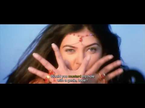 Sushmita Sen: May he poop on my knee? - A Buffalaxed clip