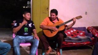 corrido de los herrera canta Victor Araujo con Junior