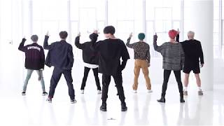 Video BTS 'Boy With Luv' mirrored Dance Practice MP3, 3GP, MP4, WEBM, AVI, FLV September 2019