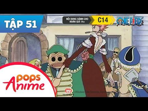 One Piece Tập 51 - Trận Chiến Bếp Núc: Sanji Và Đầu Bếp Xinh Đẹp - Hoạt Hình Tiếng Việt - Thời lượng: 24:20.