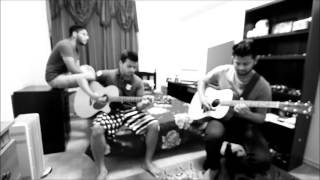 Just stringing a few Minar's hits together... Hope you guys dont mind the mistakes! Original Songs: Tumi Kothay Acho, Ahare, Jhoom.. All by Minar Rahman On G...