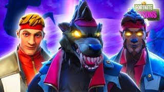 DIRE THE WEREWOLF ORIGIN STORY!! *NEW Skins* Fortnite Season 6 Short Film