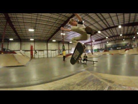 OLLIES SKATEPARK - Skate Camp!